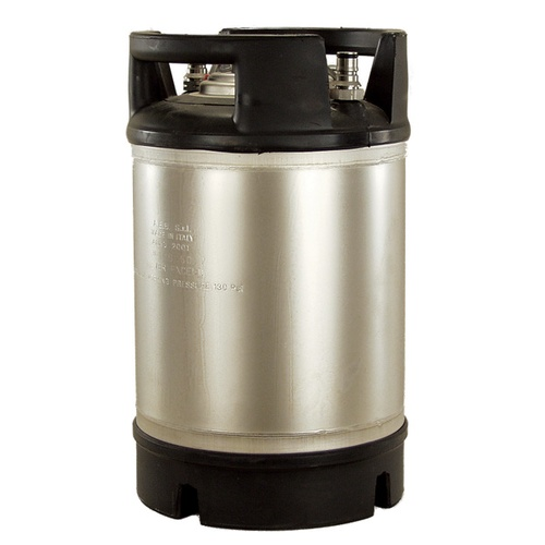 New Corny Keg - Ball Lock 2.5 gal.